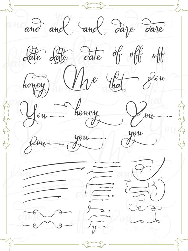 font làm chữ ký đẹp